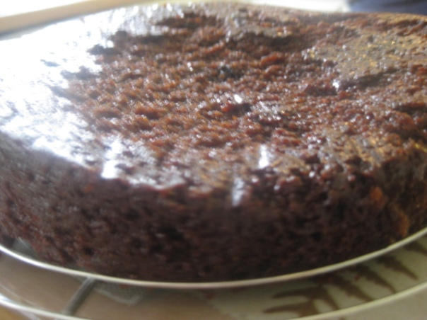 Cake of awfulness